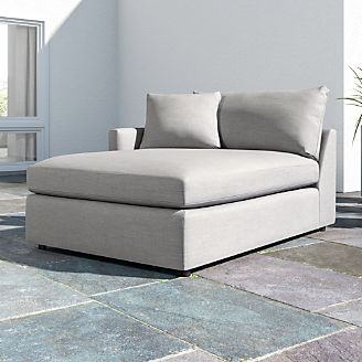 Sale Outdoor Patio Lounge Furniture Crate and Barrel