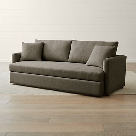 Strange Lounge Ii Petite Queen Trundle Sleeper Ncnpc Chair Design For Home Ncnpcorg
