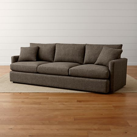 Lounge Ii Long Narrow Sofa Reviews