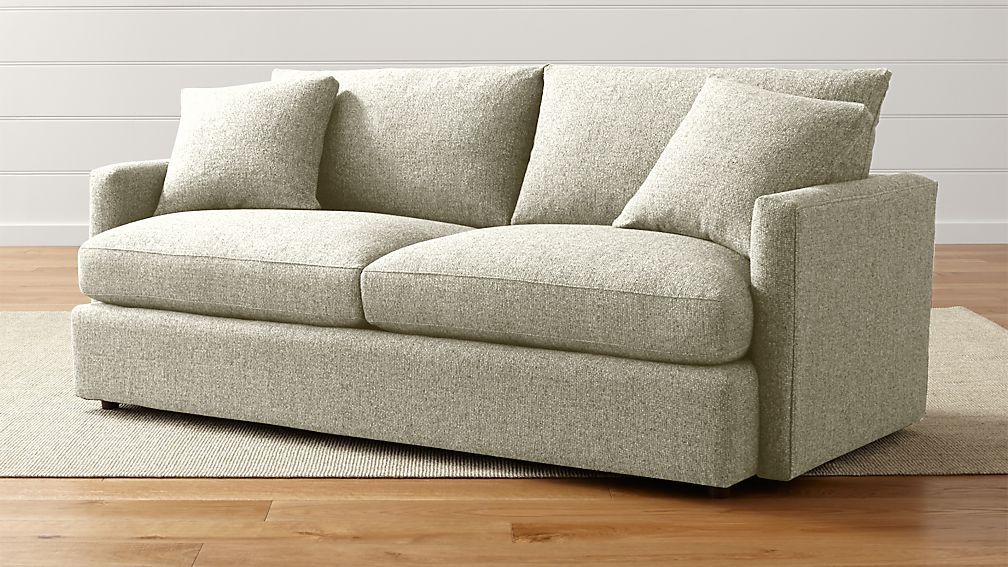 Lounge Ii Oversized Couch Reviews Crate And Barrel