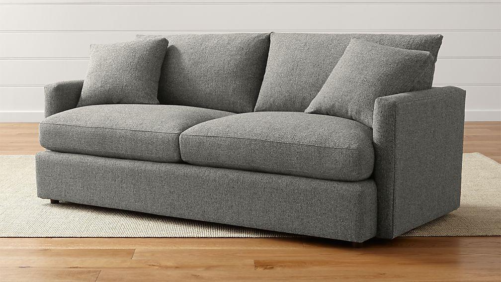 "Lounge II Petite 83"" Sofa - Image 1 of 5"