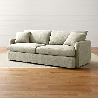 Modern Eclectic Living Room Lounge Crate And Barrel