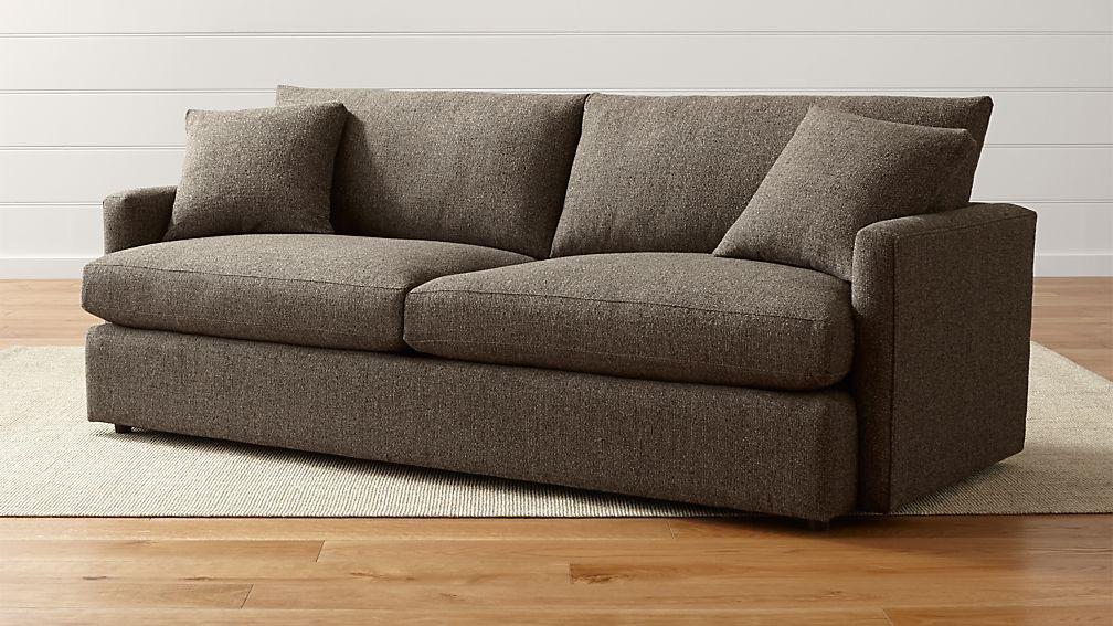 "Lounge II Petite 93"" Sofa - Image 1 of 5"