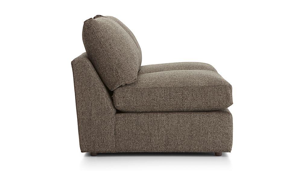 Lounge II Petite Armless Loveseat
