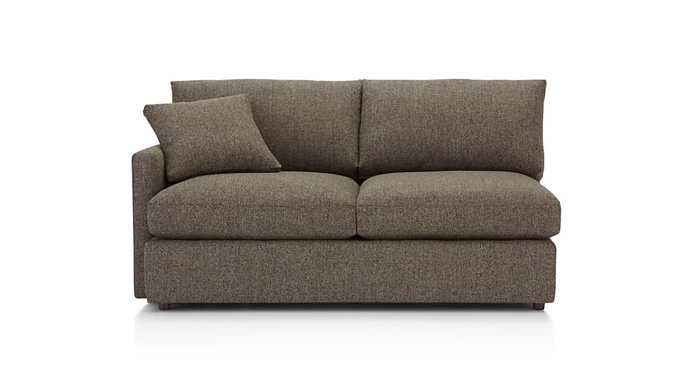 Lounge II Petite Left Arm Apartment Sofa