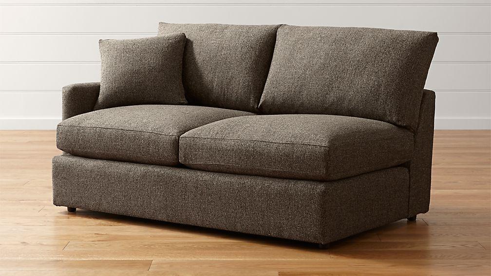 Lounge II Petite Left Arm Apartment Sofa