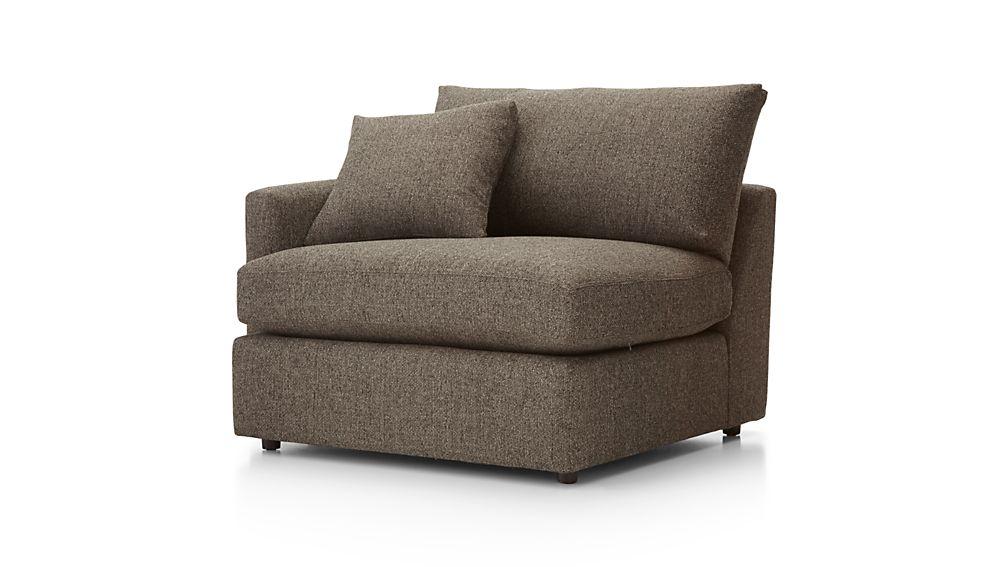 Lounge II Petite Left Arm Chair