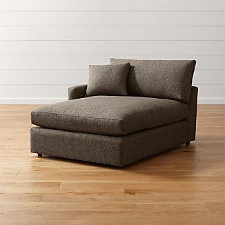 Lounge II Petite Left Arm Chaise