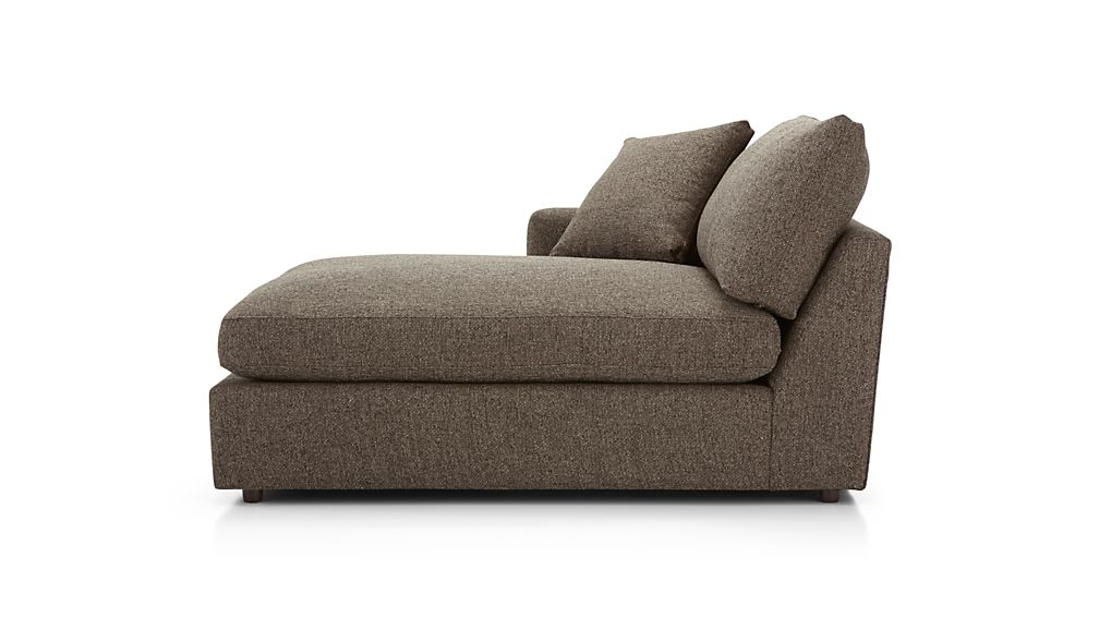 Lounge II Petite Left Arm Chaise