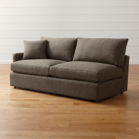 Lounge Ii Pee Left Arm Sofa Crate