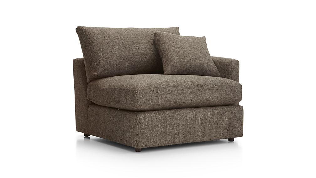 Lounge II Petite Right Arm Chair