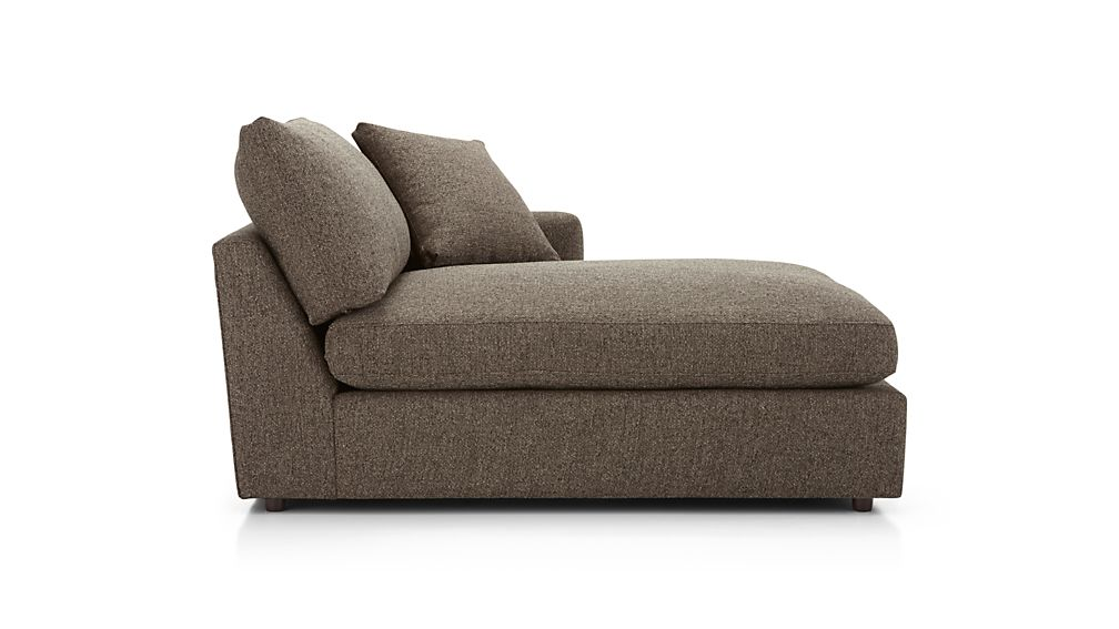 Lounge II Petite Right Arm Chaise