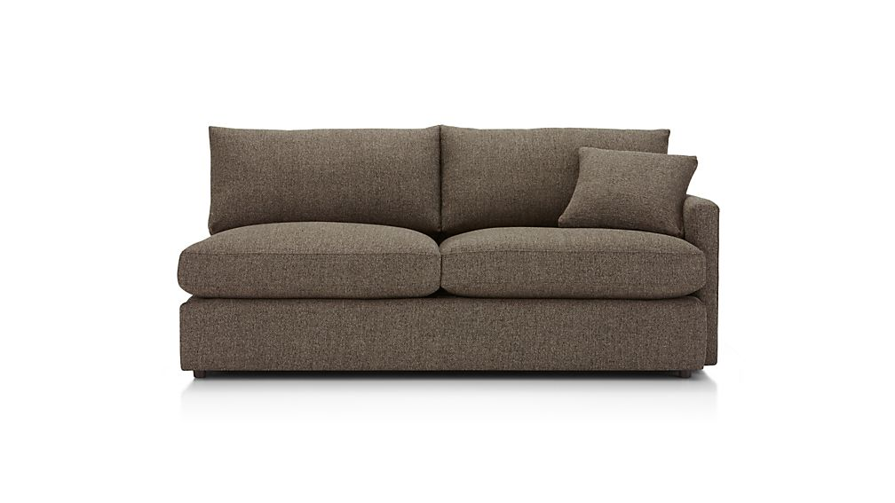Lounge II Petite Right Arm Sofa