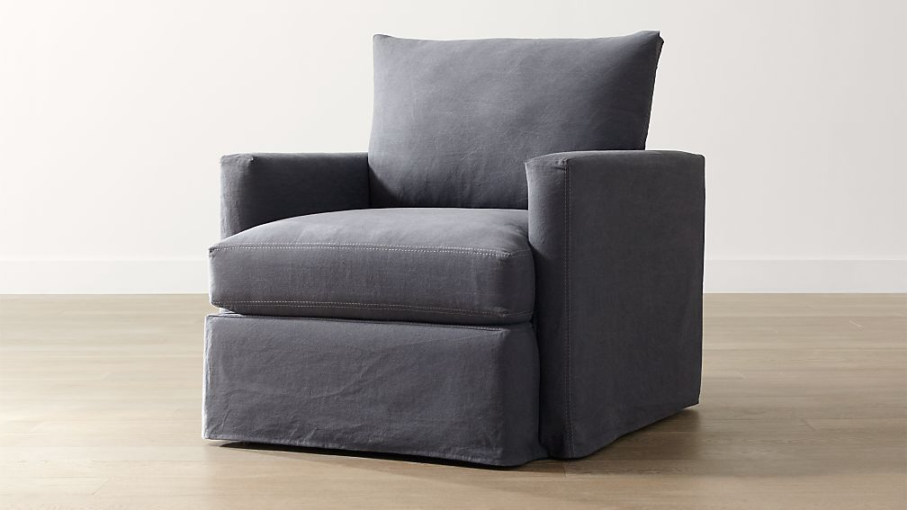 Slipcover Only for Lounge II Petite 360 Swivel Chair