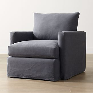 Slipcover Only for Lounge II Petite Chair