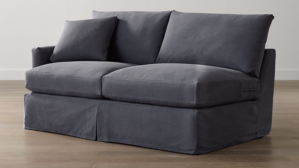 Slipcover Only for Lounge II Petite Left Arm Apartment Sofa