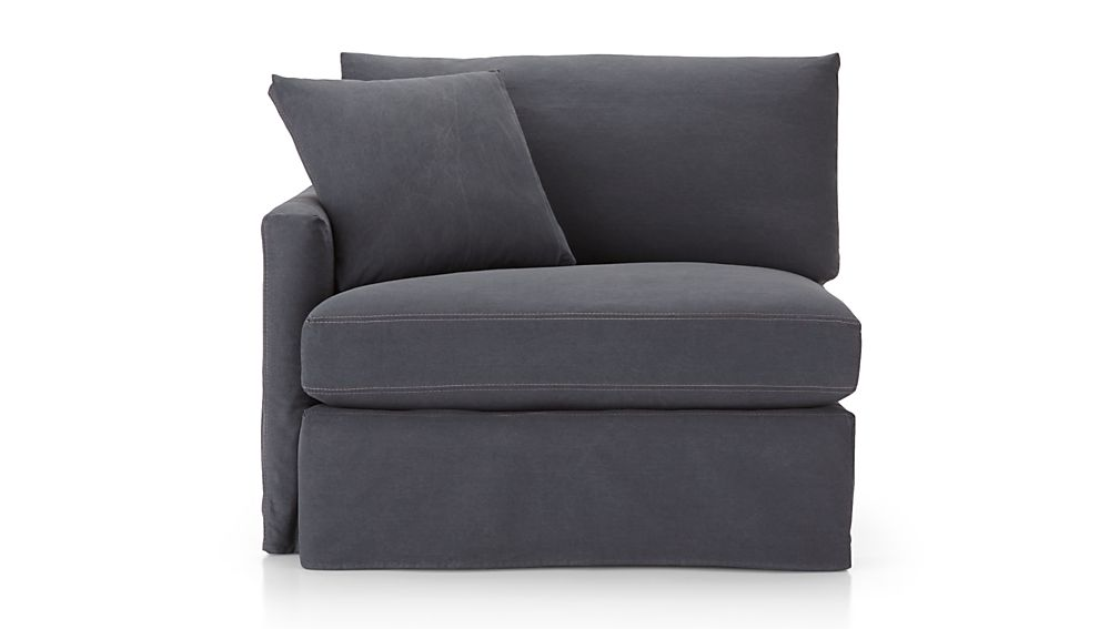 Slipcover Only for Lounge II Petite Right Arm Sofa
