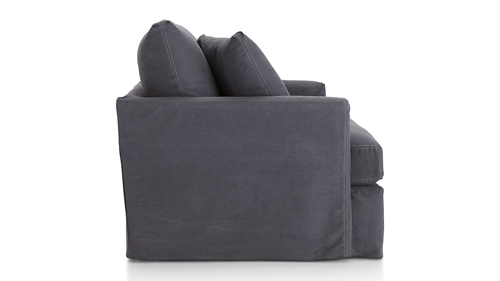 """Slipcover Only for Lounge II Petite 3-Seat 105"""" Grande Sofa"""