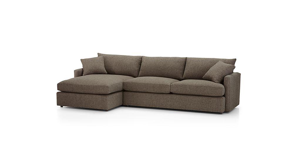 Lounge II Petite 2-Piece Sectional Sofa