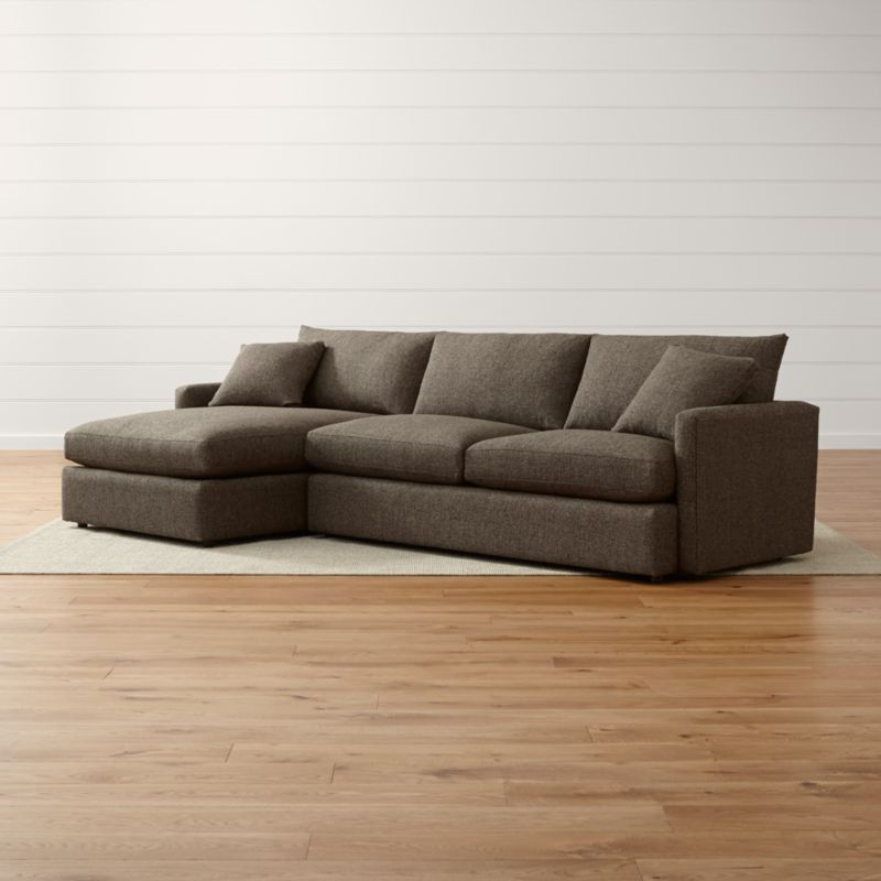: crate and barrel sectional sofas - Sectionals, Sofas & Couches