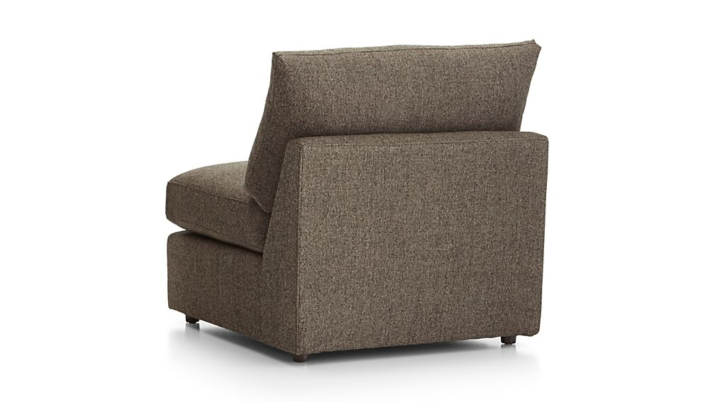 "Lounge II Petite 32"" Armless Chair"