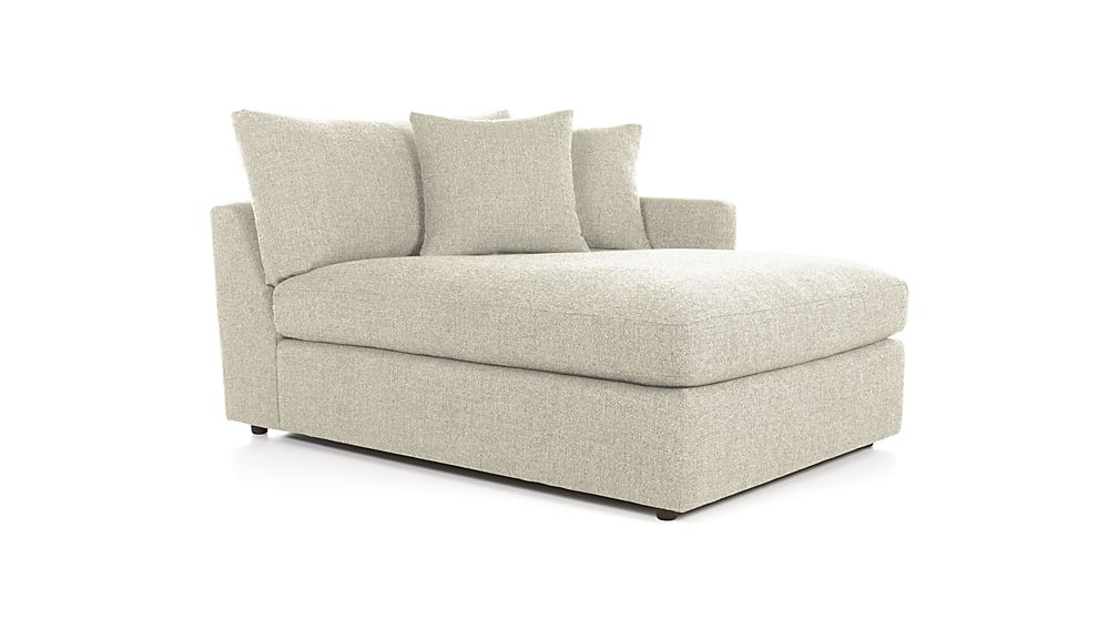 Lounge Ii Right Arm Sectional Chaise Reviews Crate And