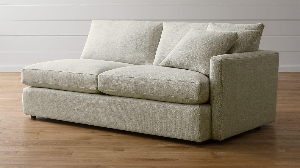 Lounge II Right Arm Sofa - Image 1 of 2