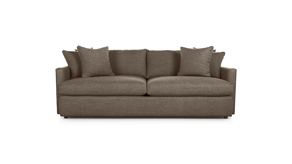 Lounge II Large Deep Sofa Crate and Barrel