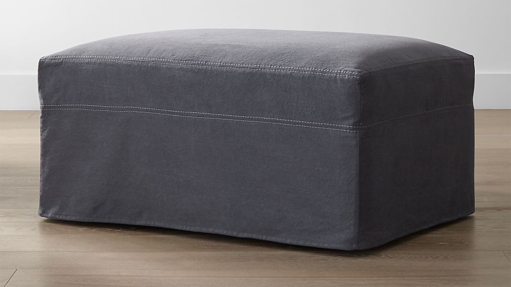 "Slipcover Only for Lounge II 37"" Ottoman"