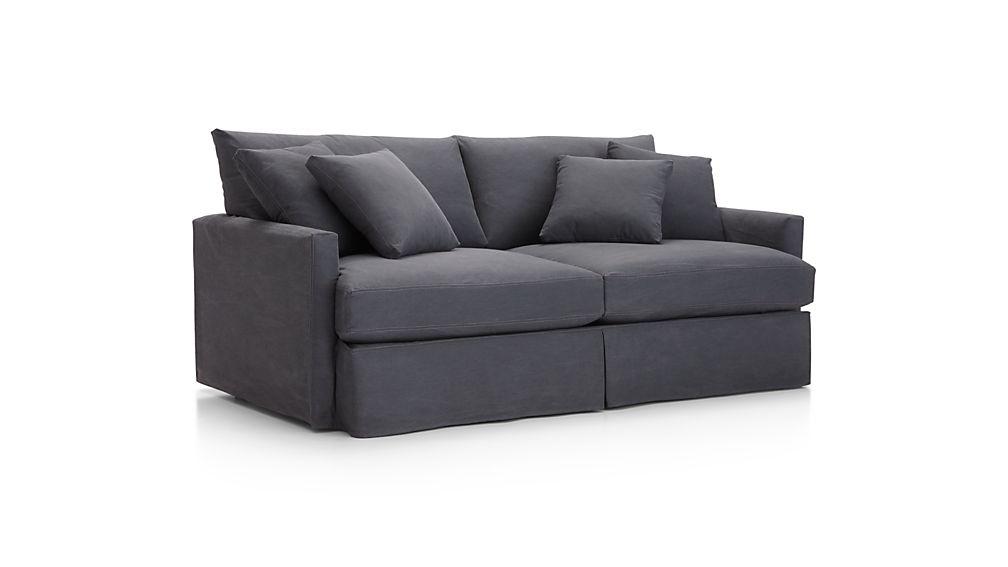 "Lounge II Slipcovered 83"" Sofa"