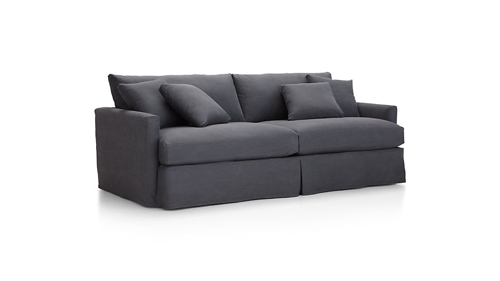 "Slipcover Only for Lounge II 105"" Grande Sofa"