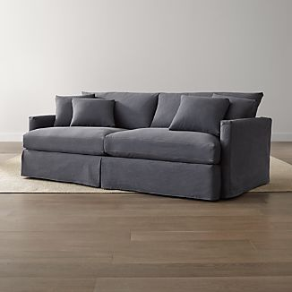 Sofa Slipcovers Crate And Barrel