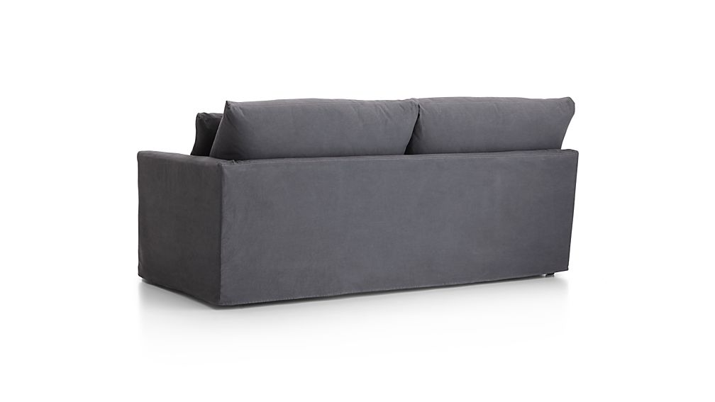 Lounge II Slipcovered Right Arm Sofa