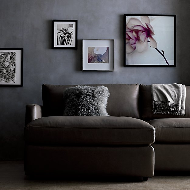 Matte Black 11x11 Wall Frame Crate And Barrel