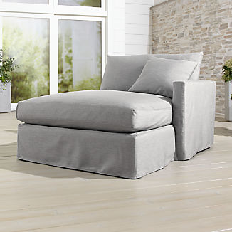 Slipcover Only For Lounge Ii Pee Outdoor Right Arm Chaise