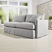 Fantastic Sofa Slipcovers Crate And Barrel Bralicious Painted Fabric Chair Ideas Braliciousco