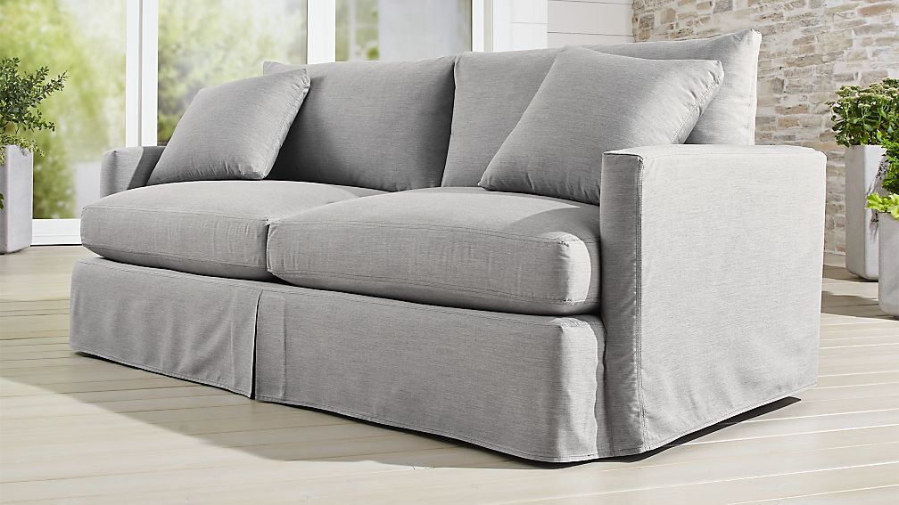Slipcover Only For Lounge Ii Petite Outdoor 83 Sofa Reviews