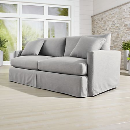 Slipcover Only for Lounge II Petite Outdoor 83\