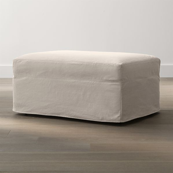 "Slipcover Only for Lounge 37"" Ottoman"