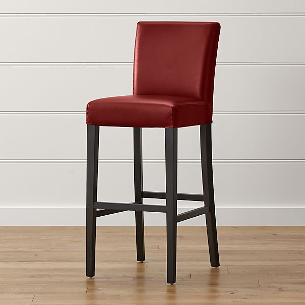 Pleasing Lowe Red Leather Bar Stools Unemploymentrelief Wooden Chair Designs For Living Room Unemploymentrelieforg