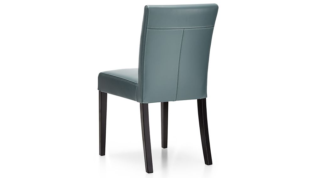 Lowe Ocean Leather Dining Chair