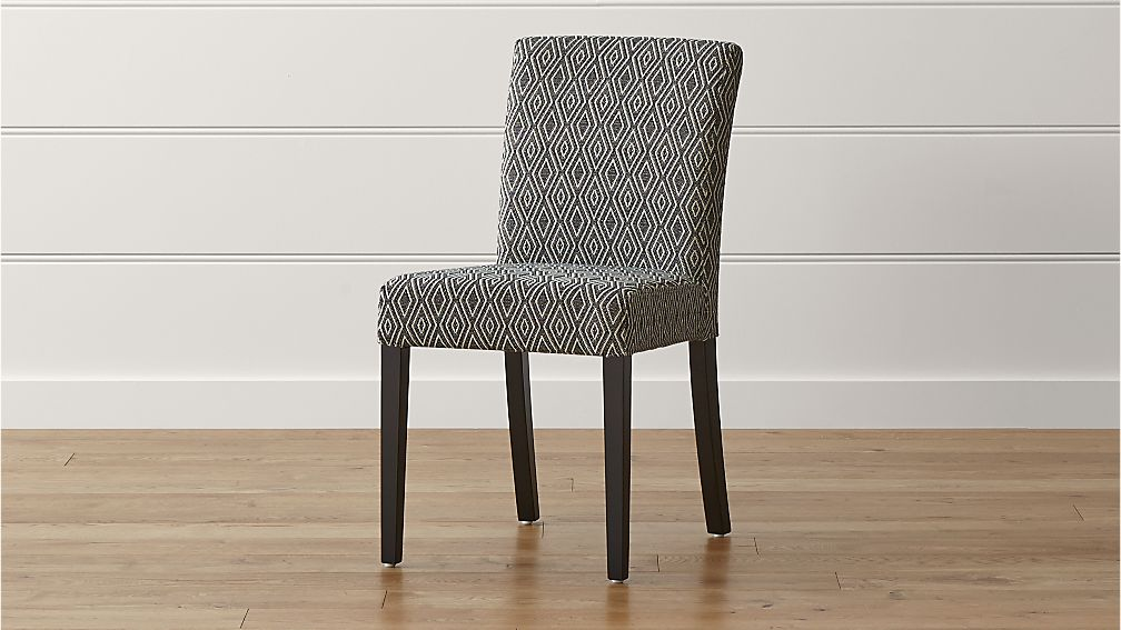Lowe Diamond Upholstered Dining Chair - Image 1 of 6