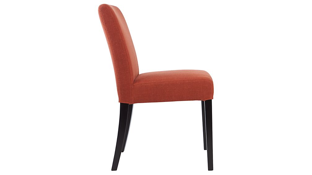 Lowe Persimmon Upholstered Dining Chair