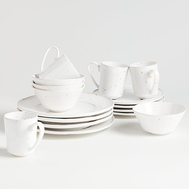 Lowen 16-Piece Dinnerware Set - Image 1 of 2
