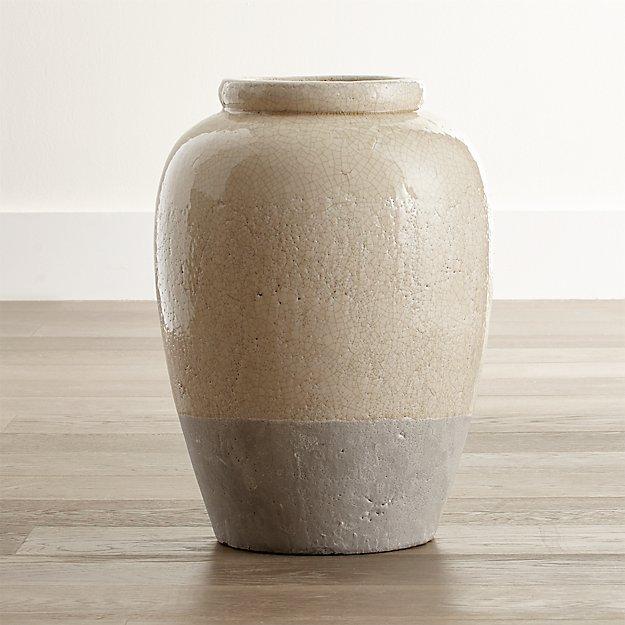 Luana Large Urn Vase