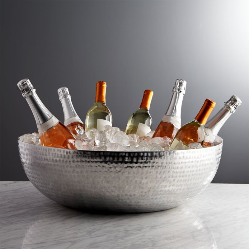 tub barrel beverage party and ice reviews wine crate oval