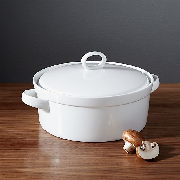Lucerne 3-Quart Casserole Dish - Image 1 of 3