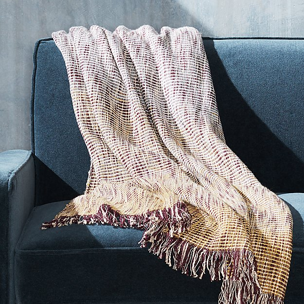 Lucerne Ombre Throw - Image 1 of 4