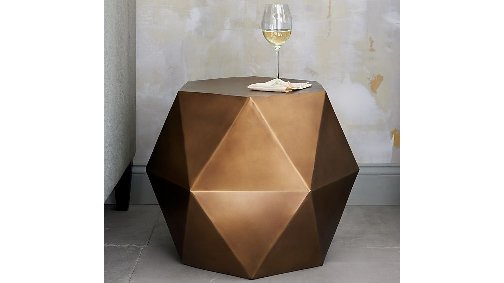 Lucida Side Table