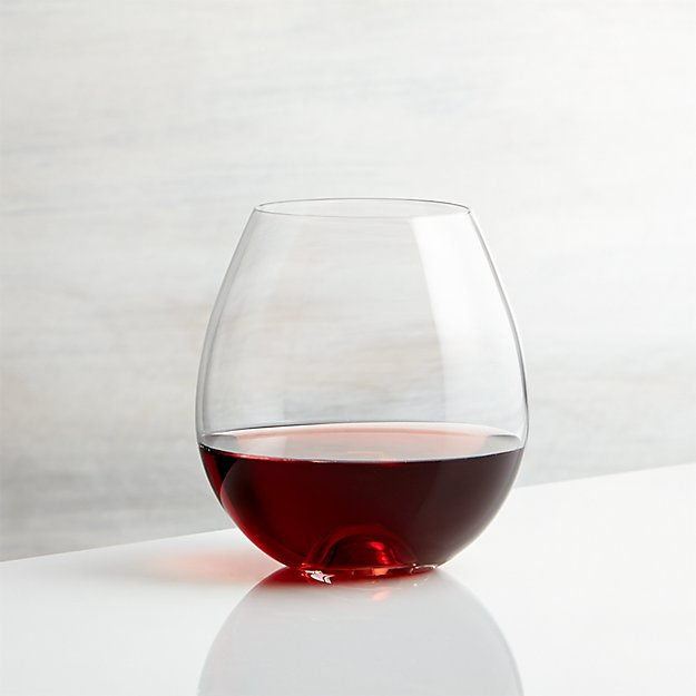 Lulie Stemless Wine Glass - Image 1 of 9